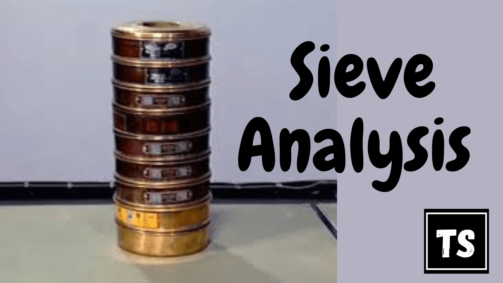 Sieve Analysis : Introduction, Objective , Apparatus  ..